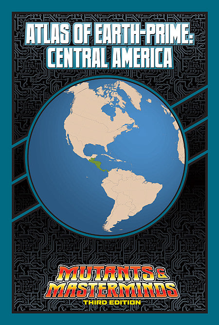 Atlas of Earth-Prime: Central America