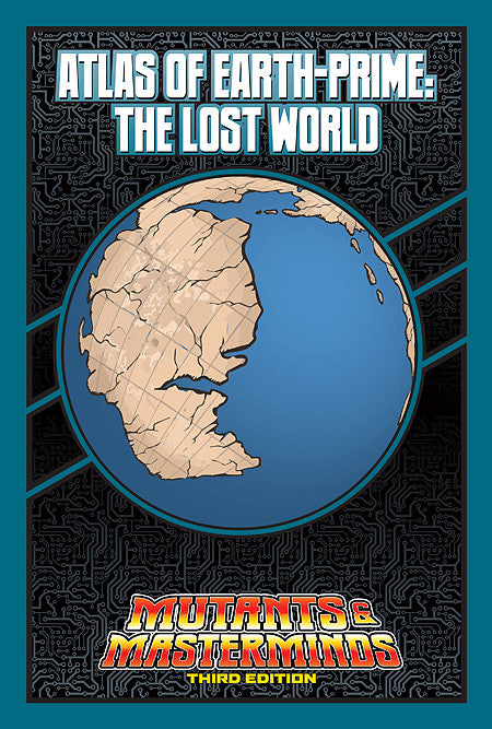 Atlas of Earth-Prime: The Lost World (PDF)
