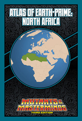 Atlas of Earth-Prime: North Africa (PDF)