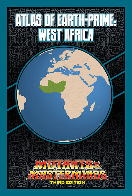 Atlas of Earth-Prime: West Africa (PDF)