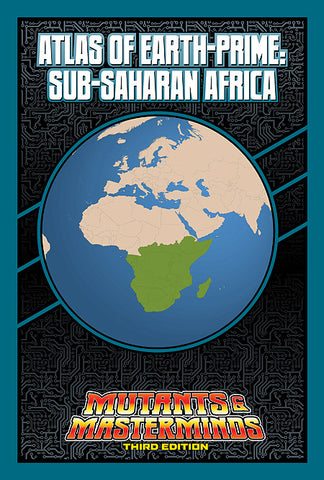 Atlas of Earth-Prime: Sub-Saharan Africa (PDF)