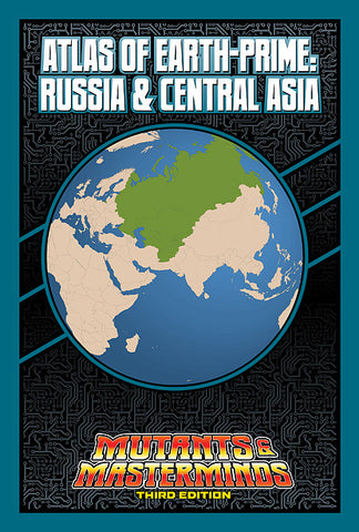 Atlas of Earth-Prime: Russia and Central Asia (PDF)