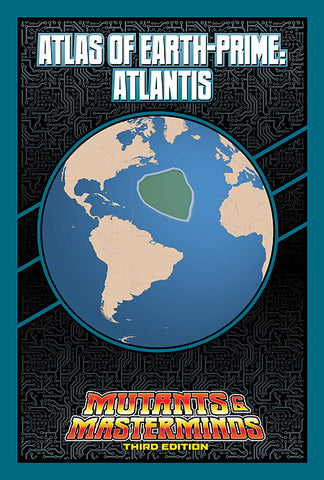 Atlas of Earth-Prime: Atlantis (PDF)