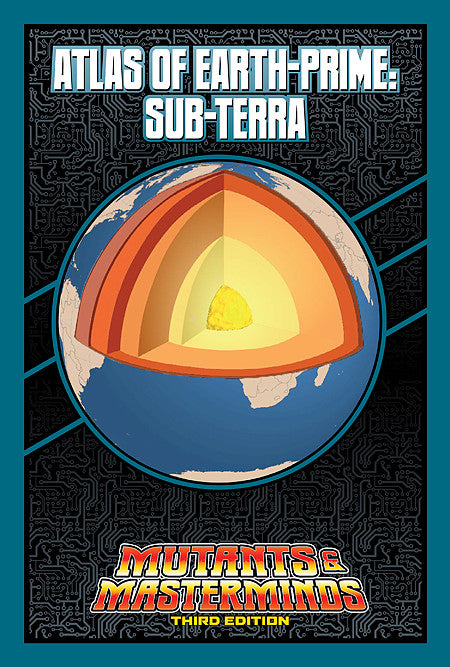 Atlas of Earth-Prime: Sub-Terra (PDF)