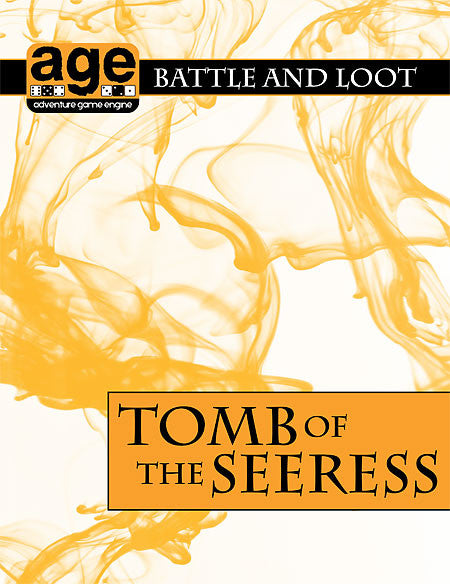 AGE Battle & Loot: Tomb of the Seeress (PDF)