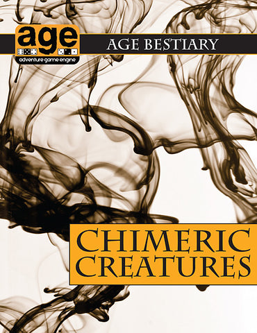 AGE Bestiary: Chimeric Creatures (PDF)