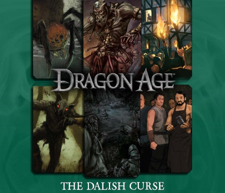 Dragon Age RPG: The Dalish Curse (Free PDF)