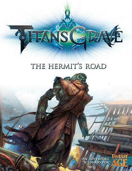 Titansgrave: The Hermit's Road (Fantasy AGE PDF)