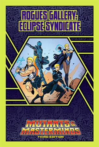 Rogues Gallery: Eclipse Syndicate (PDF)