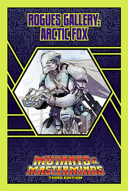 Rogues Gallery: Arctic Fox (PDF)