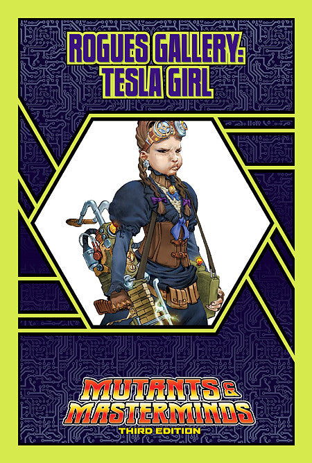 Rogues Gallery: Tesla Girl (PDF)