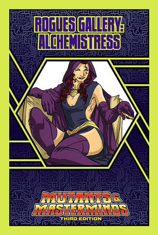 Rogues Gallery: Alchemistress (PDF)