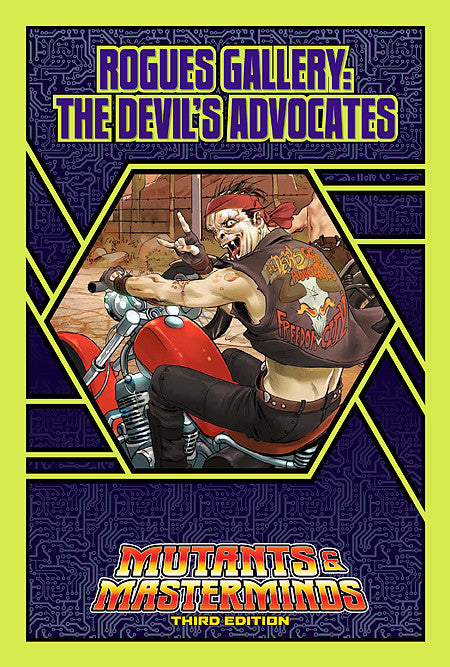 Rogues Gallery: The Devil's Advocates (PDF)