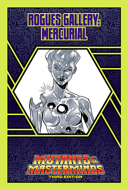 Rogues Gallery: Mercurial (PDF)