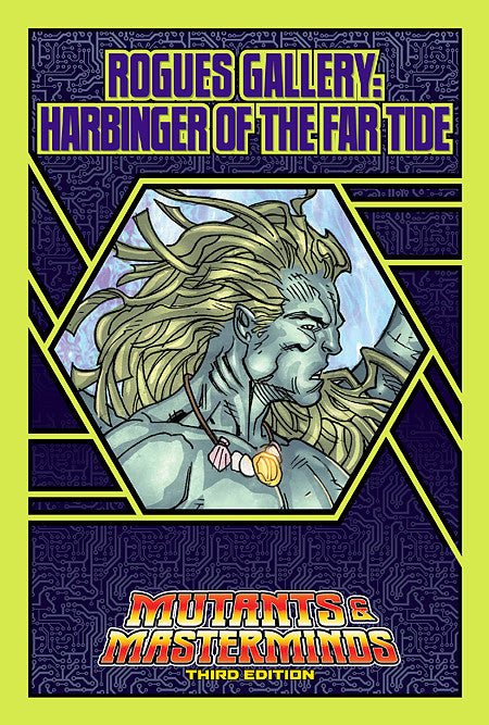Rogues Gallery: Harbinger of the Far Tide (PDF)