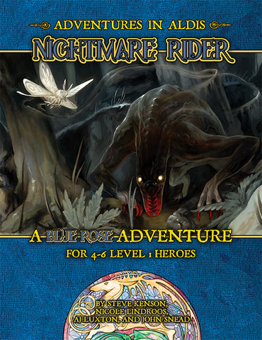 Adventures in Aldea: Nightmare Rider (A Blue Rose PDF)