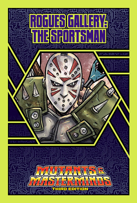 Rogues Gallery: The Sportsman (PDF)