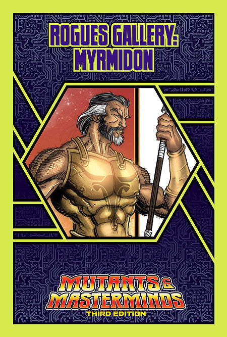 Rogues Gallery: Myrmidon (PDF)