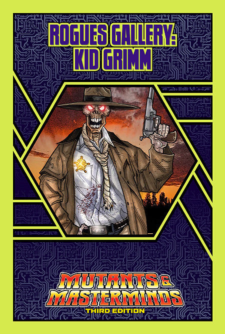 Rogues Gallery: Kid Grimm (PDF)