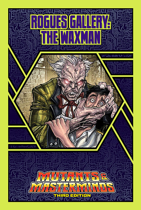 Rogues Gallery: Waxman (PDF)