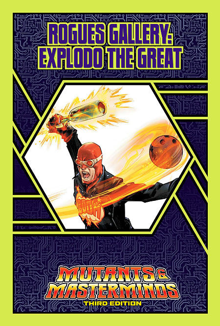 Rogues Gallery: Explodo (PDF)