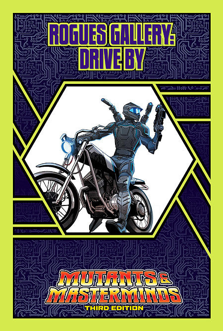 Rogues Gallery: Drive By (PDF)