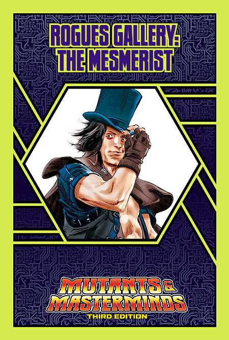 Rogues Gallery: The Mesmerist (PDF)