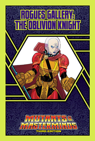 Rogues Gallery: The Oblivion Knight (PDF)