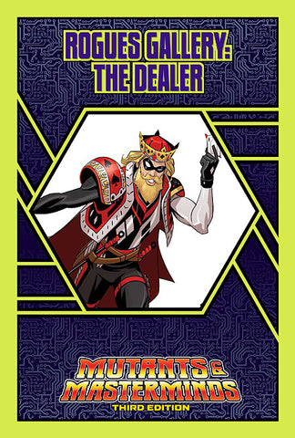 Rogues Gallery: The Dealer (PDF)