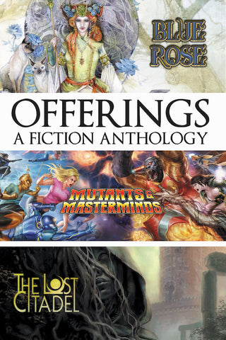 Nisaba Press Fiction: Offerings Anthology (Free PDF)