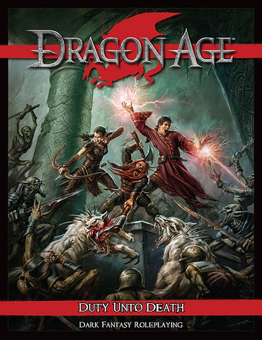 Dragon Age: Duty Unto Death (PDF)