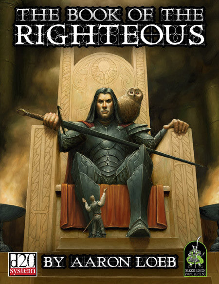 Book of the Righteous (d20 v3.5 PDF)