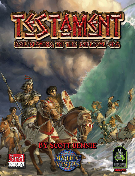Testament: Roleplaying in the Biblical Era (PDF)
