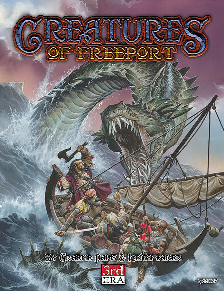 Creatures of Freeport (PDF)
