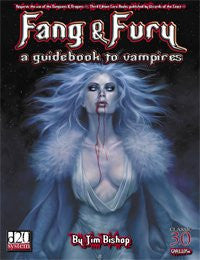 Fang & Fury: a Guidebook to Vampires (PDF)