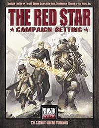The Red Star Campaign Setting (PDF) - Green Ronin Online Store