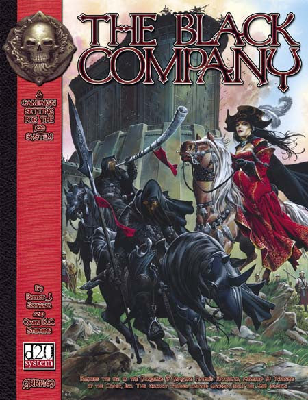 The Black Company Campaign Setting (Scratch & Dent)