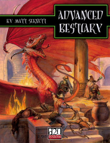 Advanced Bestiary (d20 3.5 PDF)