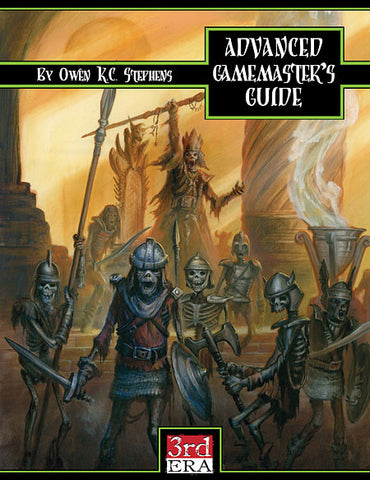 Advanced Gamemaster's Guide (PDF)