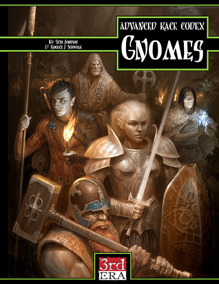 Advanced Race Codex: Gnomes (PDF)