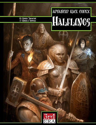 Advanced Race Codex: Halflings (PDF)