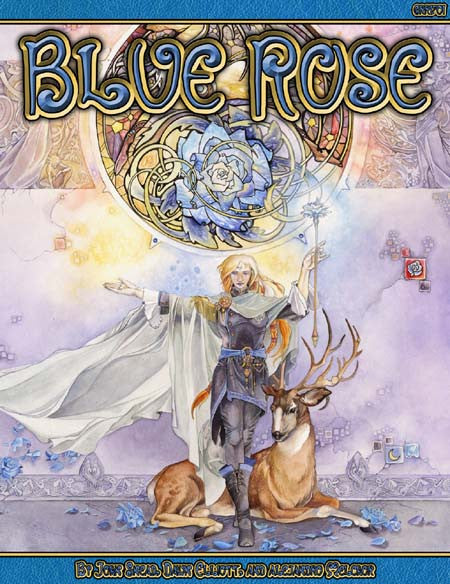 Blue Rose: The Roleplaying Game of Romantic Fantasy (PDF)