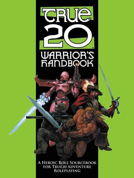 True20 Warrior's Handbook (PDF)