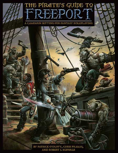 The Pirate's Guide to Freeport (Print)
