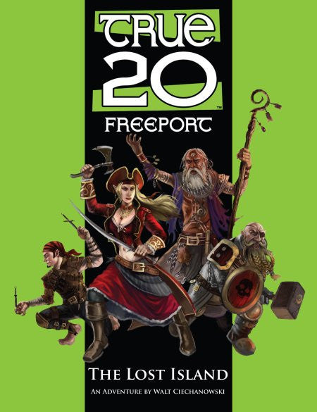 True20 Freeport: The Lost Island (PDF)