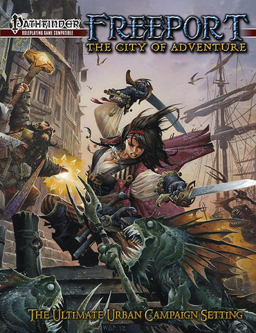 Freeport: The City of Adventure for the Pathfinder RPG (PDF)