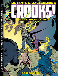 Crooks!, Second Edition (PDF)
