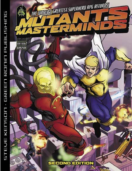 Mutants & Masterminds, Second Edition (PDF)