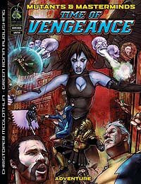 Time of Vengeance (PDF)