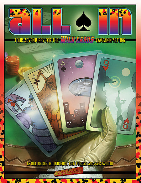 Wild Cards: All-In (PDF)